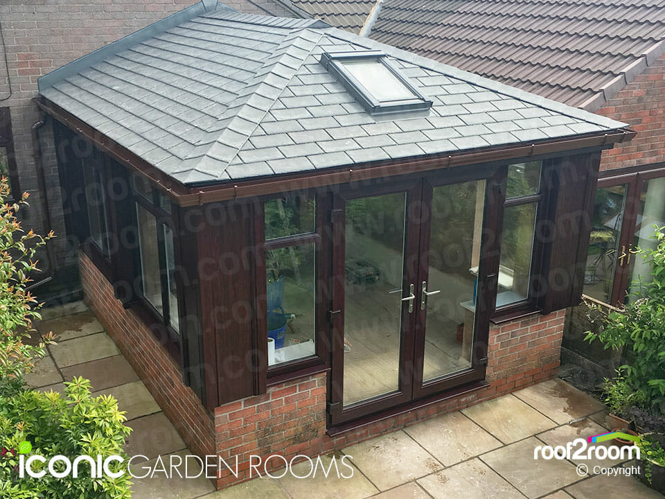 Iconic garden room yorkshire insullite manufacturers for Garden rooms yorkshire